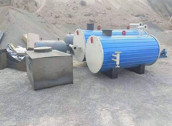YY(Q)W-Y(Q)锅炉系列-燃油(气)导热油炉