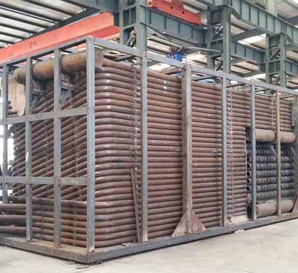YLW-MA系列链条炉排-卧式燃煤导热油炉